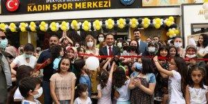 İpekyolu Belediyesinden ikinci ücretsiz kadın spor merkezi