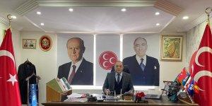 MHP İl Başkanı Naim Karataş'tan 15 Temmuz Demokrasi Zaferi ve Şehitleri Anma Günü mesajı