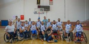 FuzulEv 1453 ESK Basketbol Takımı Süper Lig'e yükseldi