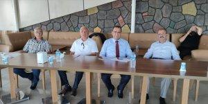 Malazgirt Esnaf ve Sanatkarlar Kredi ve Kefalet Kooperatifi Başkanı Kılınç, güven tazeledi