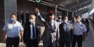 Kovid-19 nedeniyle ara verilen Doğu Ekspresi'nin Kars-Ankara seferi yeniden başladı