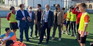 Tuşba'da 7 spor dalında açılan kurslar devam ediyor