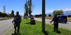 Erzincan genelinde çalışmalar aralıksız sürüyor
