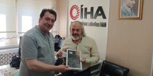 Hatıralardaki Erzurum TYB Erzurum Şubesi tarafından iki cilt olarak yayınlandı