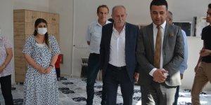Vali Yardımcısı Gölbaşı'ndan İŞGEM'e ziyaret