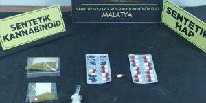 Malatya'da uyuşturucu operasyonunda bir kişi tutuklandı