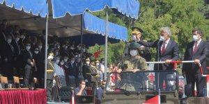 Erzincan'da 30 Ağustos Zafer Bayramı coşkuyla kutlandı