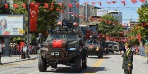 Malatya'da 30 Ağustos kutlaması