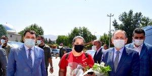 Gürkan'dan Özhaseki'ye brifing