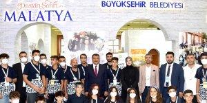 Ankara'da 'genç dostu şehirler kongre ve sergisi' gerçekleştirildi