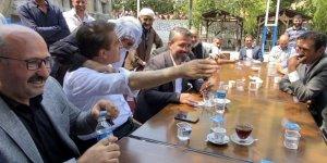 Milletvekili Aydemir Horasan yaklaşımını paylaştı