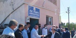 AK Partili Açıkkapı: 'Gidilmeyen kapı, sıkılmayan el bırakmayacağız'