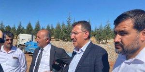 AK Partili Tüfenkci'den yatırım vurgusu