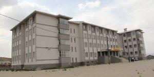 Ağrı'da TOBB Mesleki ve Teknik Anadolu Lisesi yeni eğitim-öğretim yılında hizmete açılacak