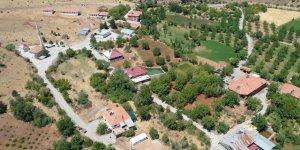 Pütürge'de kırsal mahallelerin çehresi değişiyor