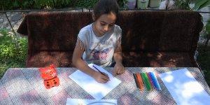 Van'da 10 yaşındaki çocuk biriktirdiği parayı fidan dikilmesi için Muğla'ya gönderdi
