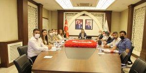 Hakkari'de 'Çocuk Koruma Kanunu Toplantısı' yapıldı