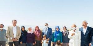 Başkan Gürkan'dan Arapgir ziyareti