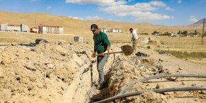 Gürpınar Belediyesi 'Hastane Yolu' projesinin startını verdi