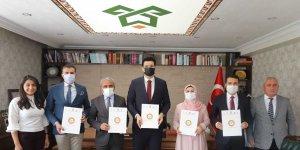 Çukurca'da 'Sınırda Sınırsız Eğitim' projesi