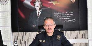 Emniyet Müdürü Pınar terfi alarak atandı