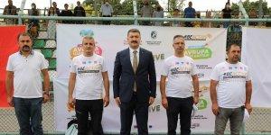 Avrupa Spor Haftası etkinlikleri Iğdır'da başladı