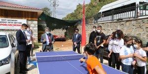 Tunceli'de Ulusal Herkes İçin Spor ve Sağlık Günleri etkinlikleri