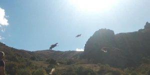 DKMP Genel Müdürlüğü'nce Kars'a 400 kınalı keklik gönderildi