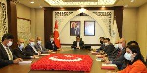 Hakkari'de 'KÜSİ İl Planlama ve Geliştirme Toplantısı' yapıldı