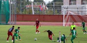24Erzincanspor kendi sahasında İspartaspor'a 3-1 yenildi