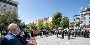 Van'da 19 Eylül Gaziler Günü Kutlandı