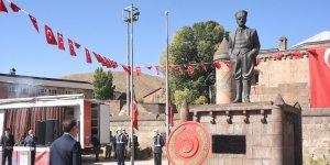 Bitlis'te 19 Eylül Gaziler Günü kutlandı