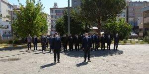 Muş'ta 19 Eylül Gaziler Günü töreni