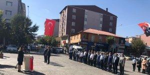 Kağızman'da Gaziler Günü Anma Programı düzenlendi