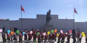 Sarıkamış'ta İlköğretim Haftası etkinliği