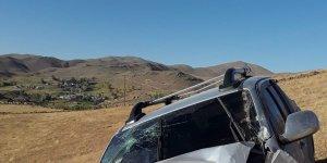 Muradiye'de trafik kazası: 3 yaralı