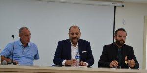 'Bir Hilal Uğruna' konferanslarının ikincisi Hakkari'de gerçekleşti