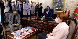 İYİ Parti Genel Başkanı Meral Akşener Ardahan Belediyesini ziyaret etti