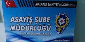Malatya'da çaldı, Osmaniye'de yakalandı