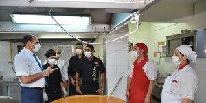 24 okuldan 824 öğrenciye öğlen sıcak yemek hizmeti sunulacak