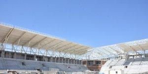 Yeni Elazığ Şehir Stadyumu'nda son aşamaya gelindi