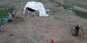 Elazığ'da firari hükümlü saklandığı yayladaki çadırda yakalandı