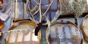 Devlet desteğiyle yüksek rakımda üretilen geven balının tanıtıldığı 'Ağrı 4. Bal Festivali' başladı