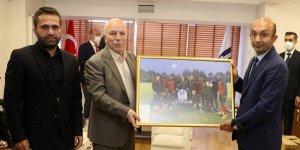 Erzurum-Fransa hattı arasında altyapı işbirliği