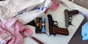 Ağrı'da silah kaçakçılarına operasyon: 2 şahıs tutuklandı