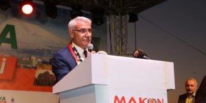 Başkan Güder: 'Tarih başkenti Battalgazi'mizi İstanbul'a getirdik'