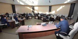 Van Büyükşehir Belediyesinde kışa hazırlık toplantısı