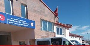 Van'da 8'i yabancı 18 organizatör yakalandı