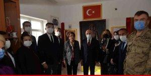 Erzurum'da Kara Fatma Kütüphanesi ziyaretçilerine kapılarını açtı