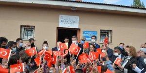 Milli Mücadele'nin kahramanı 'Kara Fatma'nın adı Erzurum'da kütüphaneye verildi